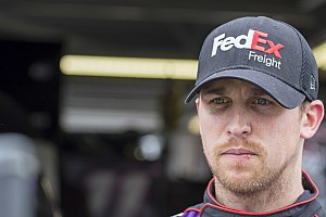 NASCAR Sprint Cup Race report Hamlin taken to infield care center after grueling Coca-Cola 600