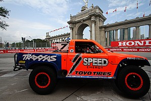 Offroad Breaking news SPEED Energy trucks heading back to Australia