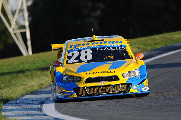Brazilian Stock Cars: Galid Osman's first pole-position
