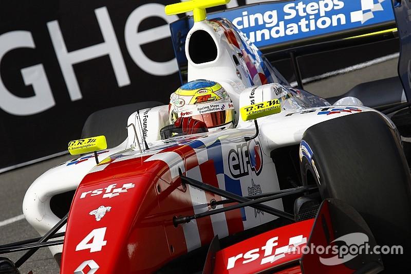 Rowland venció cómodamente en la carrera 2 de Spa