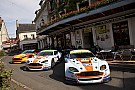Aston Martin returns to Hotel de France