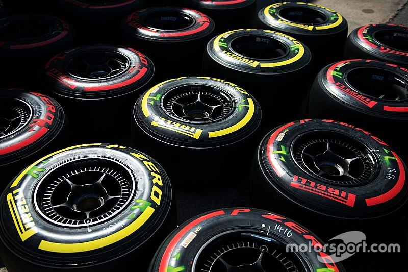 Los equipos no llegan a un acuerdo por los neumáticos de 2016