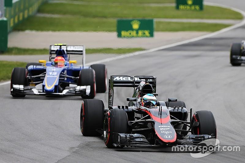 Alonso señala que deberán poner las cosas en orden