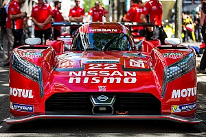 Le Mans Breaking news New Nissan aero package confirmed
