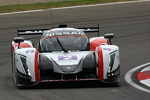 Ginetta and Nissan testing LMP3 in the US