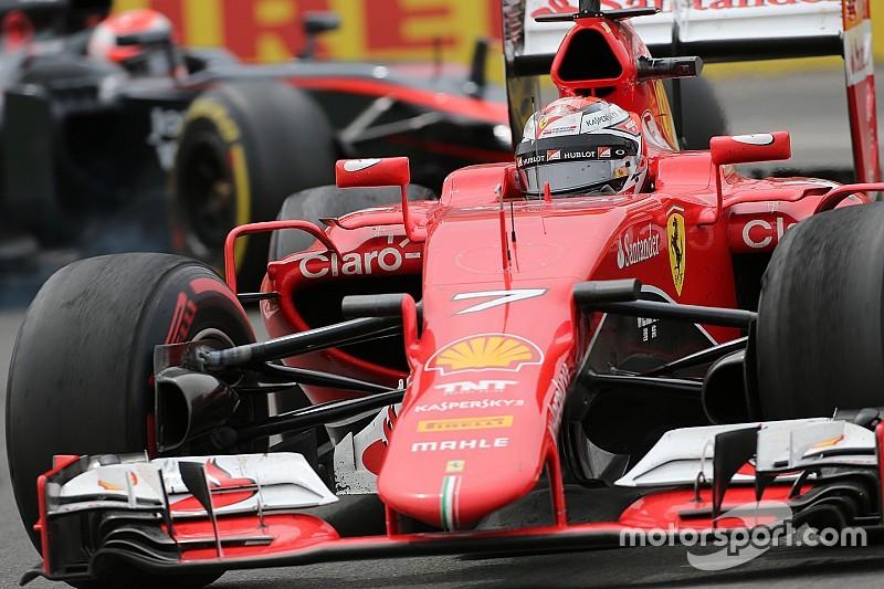 Raikkonen afirma que fórmula 1 tem que ser