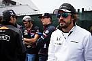 Fernando Alonso, decepcionado