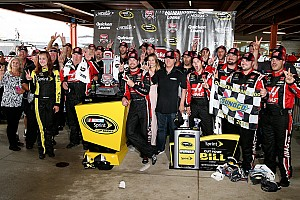 NASCAR Sprint Cup Analysis Gene Haas' F1 plans not affecting NASCAR operation