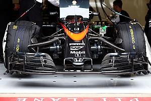 Technical analysis: McLaren's major upgrade package