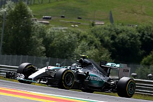 Mercedes: Closer than close on opening day at the Austrian GP