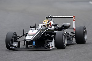 F3 Europe Race report Leclerc wins Spa thriller as Rosenqvist and Giovinazzi clash