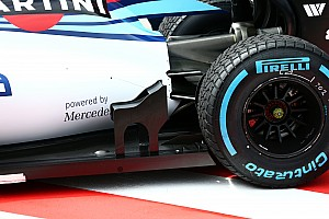 Williams reveals radical new winglet