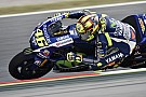 Assen MotoGP: Rossi leads opening practice as Marquez crashes