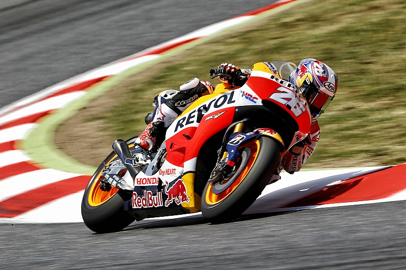Assen MotoGP: Pedrosa sets blistering pace in second practice