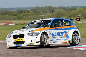 BTCC Race report Collard completes BMW clean sweep at Croft