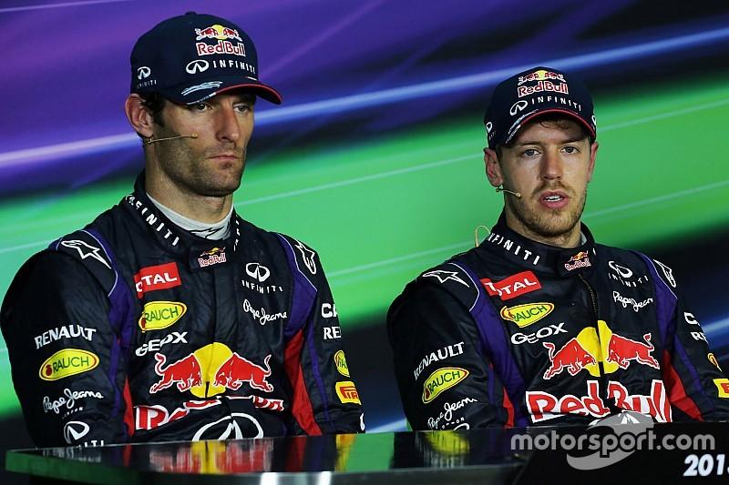Webber blames 'toothless' management for Vettel war