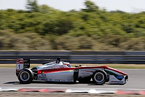 Rosenqvist survives two restarts to win Race 2 at Zandvoort