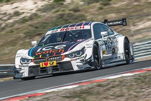 Zandvoort DTM: Wittmann leads BMW 1-2-3-4-5-6-7