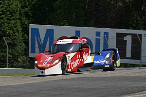 IMSA Race report DeltaWing Racing Cars earns top-10 finish in Canada