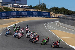 World Superbike Special feature Laguna Seca in WorldSBK history