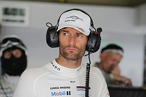 Webber: Bathurst entry depends on Porsche