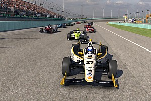 iRacing: Lionheart Indycar league takes on large rookie roster
