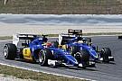 Nasr y Ericsson seguirán con Sauber en 2016