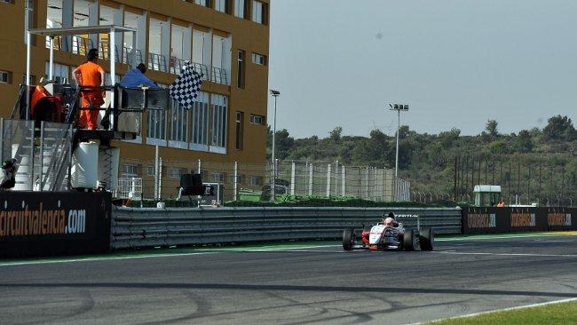 Luca Ghiotto è il primo vincitore della stagione