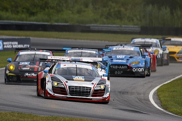 Lime Rock Park complete IMSA weekend results