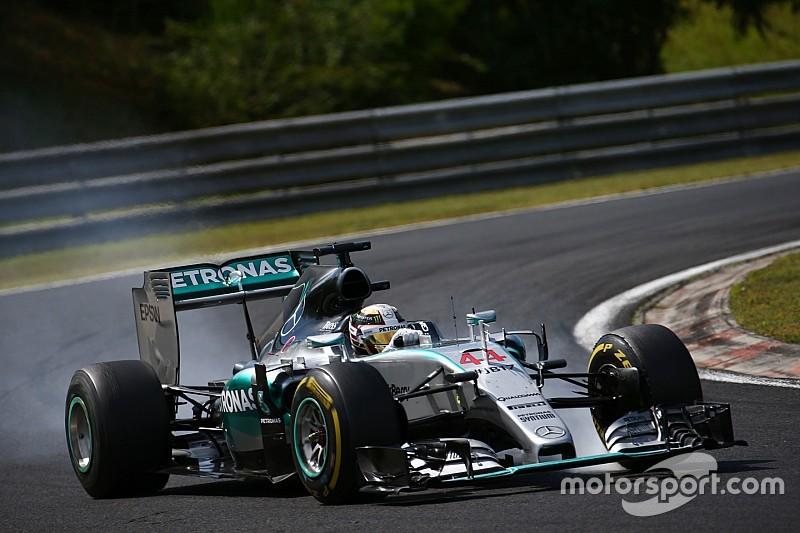 Mercedes debe temerle a Ferrari