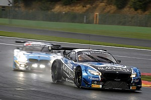 Ecurie Ecosse seal back-to-back 24 Hours of Spa podium finishes