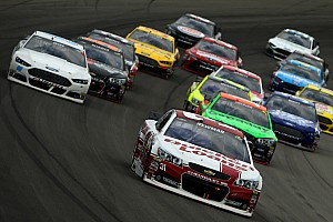 NASCAR Sprint Cup Breaking news NASCAR will proceed with high-drag package at Michigan