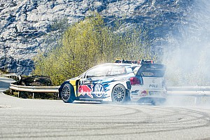 WRC Special feature Aksel Lund Svindal races Andreas Mikkelsen in Norway