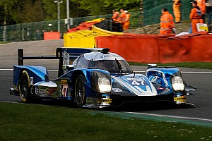 WEC Testing report KCMG completes positive WEC test at Nurburgring