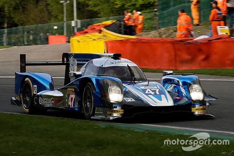 KCMG completes positive WEC test at Nurburgring