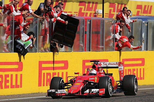 Ferrari didn't think Hungary win was possible
