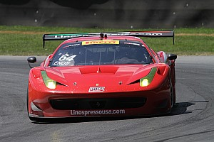 PWC Race report Ende and Fuentes show Scuderia Corsa's speed at Mid-Ohio