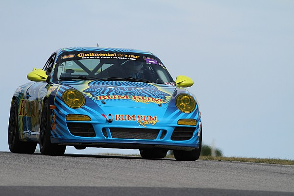 RumBum wins Road America, but Porsche misses a class sweep
