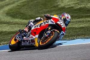MotoGP Race report Marquez continues American domination celebrating Honda's 700th GP victory