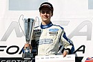 Bryan Herta's son Colton gets first wins in Europe