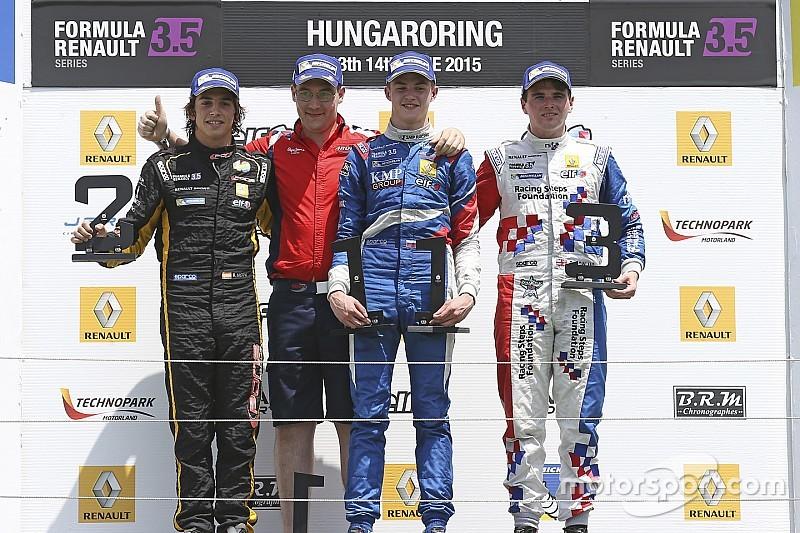 أول إنتصار لأورودزيف بتتويجه بلقب سباق المجر الأول