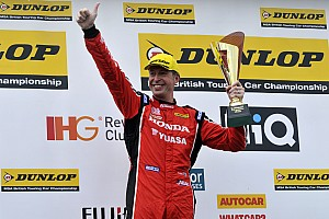 BTCC Interview Matt Neal: