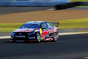 Supercars Race report Whincup breaks losing streak with Sydney win
