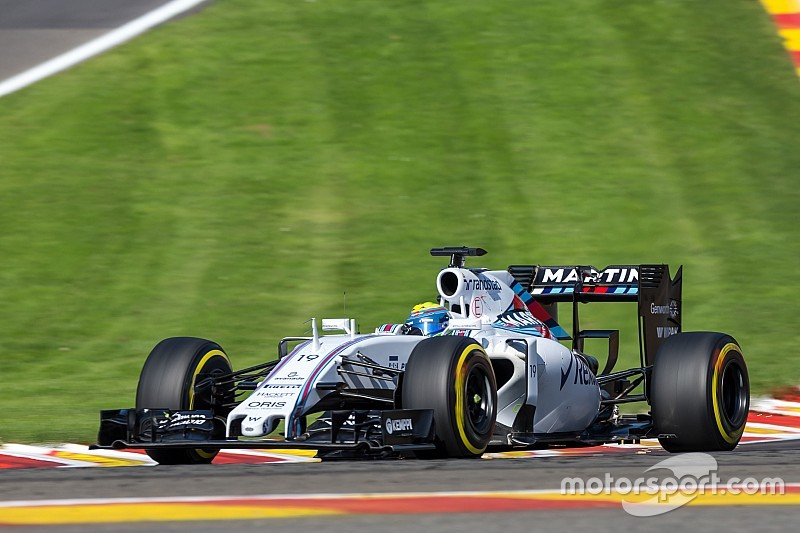 Massa explicó que Williams era más lento de lo esperado