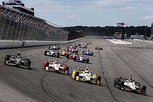 IndyCar Interview IndyCar's future at Pocono still up in the air