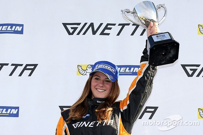 Louise Richardson: Racing at Le Mans is my dream