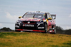 Whincup to debut new chassis at Sandown