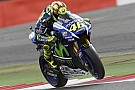 Rossi satisfied with qualifying, but needs more for podium