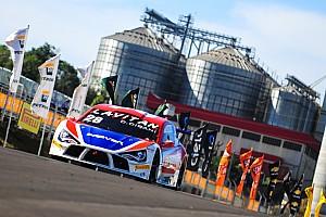 Brasileiro de Turismo Relato da corrida Saindo da pole, Danilo Dirani comanda etapa de Cascavel