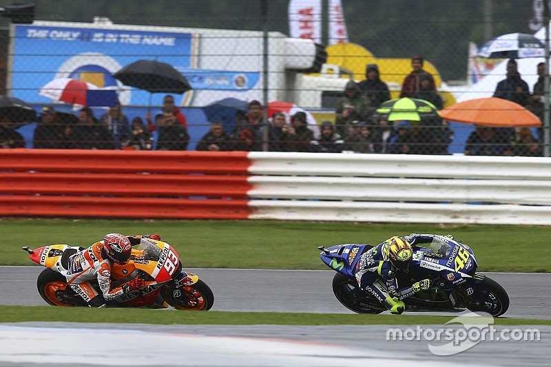 "Após vitória, Rossi 'celebra' chuva: ""encontramos acerto ideal"""